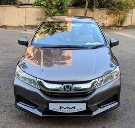 Honda City 2015-2017 i VTEC CVT SV, 2015, Petrol