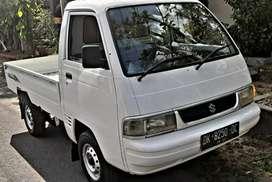 Carry Futura 2012 pick up 1.5 cc , dp 20jt bisa tt mobil atau motor