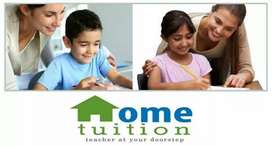 Home tutor for students upto class 5 . Kahilipara