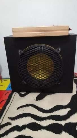 Di jual power set speaker baru pakai 1 bulan