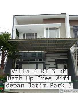 Villa homestay depan Jatimpark 3