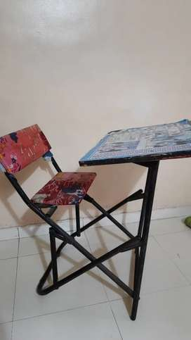 Study table for kids in good condition