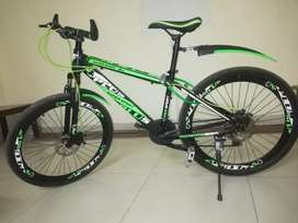 Brand new 10/10 Mountain Bicycle
