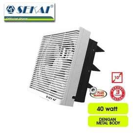 Kipas Angin Partisi Exhaust Tipe Dinding PWE 1080