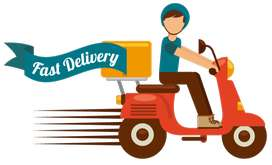 Delivery executive boy