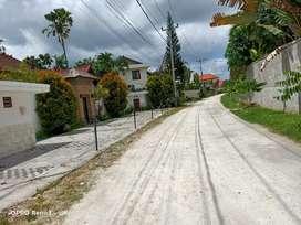 Buc tnh 10are ling villa view sawah padonan dkt canggu berawa jl 5mtr