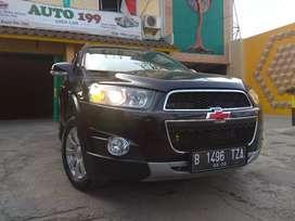 Chevrolet Captiva Diesel 2011