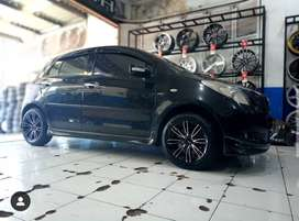 Yaris S limited 2008 Hitam Matic