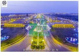 Hills ,1000 Sq Yd Plot for Sale On Bahria Hills