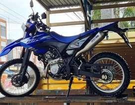 Yamaha 2020 kilometer 250