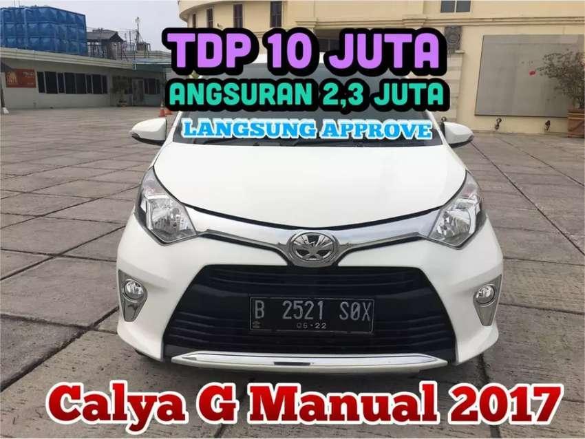 TDP 10 JT Angs.2,3 JT Lsg.APPROVE, Calya G Manual 2017/2018 0