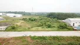 Tanah dikawasan industri Millenium, Tigaraksa - Tangerang