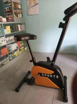 Sepeda fitnes magnetik bike harga grosir ( bergaransi )