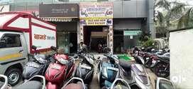 Old & New Bike Bazar used all brand bikes selling , Ganesh Motors