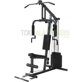 Alat Fitness Alat Olahraga Multi Mini Gym BENWYR Fitnes Multigym Home