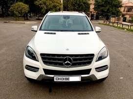 Mercedes-Benz Ml Class, 2015, Diesel