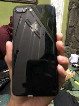 Iphone 7+ 128gb jet black zp/a