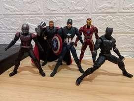 Avengers Action Figure - Mainan Orang Kaya