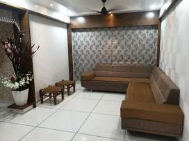 Full furnished flat and only 2 tower,utran
