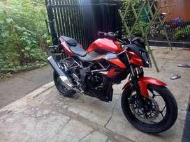Kawasaki Ninja Z250SL 2014