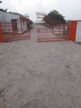 Ready to Construct plots & Houses beside Airport Bus route