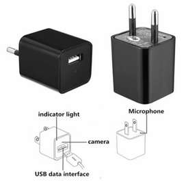 USB charger wifi wireless camera 4k resolution
