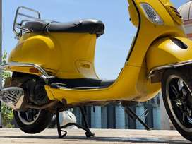 A mottorcycle good condition