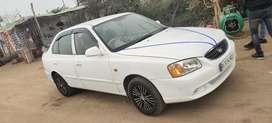 Hyundai Accent 2008 CNG & Hybrids 90000 Km Driven