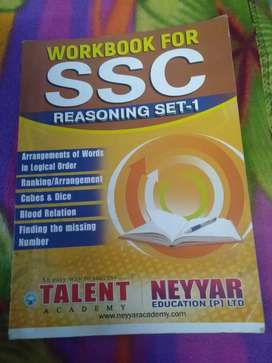 Workbook for ssc reasoning