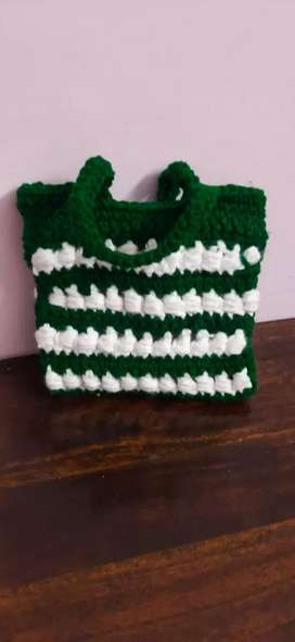 Crochet ladies/kids bags