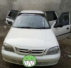 Good condition just buy and drive,cultus 2012 white color