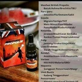 Jual British propolis Buaran indah Tangerang