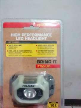 Headlamp Pelican 2750