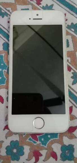 Iphone 5s good condition phone