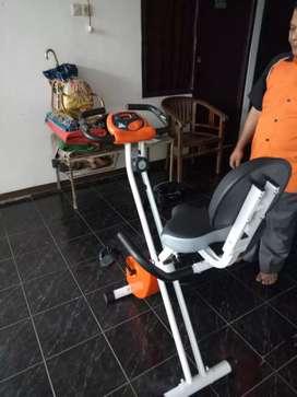 Excider bike sepeda statis  magnetic