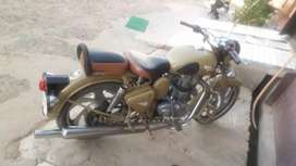 Classic 500 cc in good condition