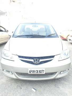 Honda City ZX VTEC Plus, 2009, Petrol