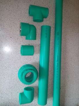 Plating fitting and sanitary