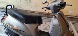 Honda Activa 2007 Silver