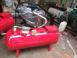 5 Hp compressor  200 lit tank