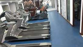 Running gym for sale