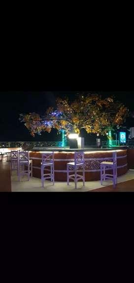 7000 Sqft Terrace Restaurant available for Lease  in Vimannagar