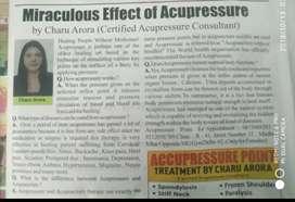 Accupressure for females