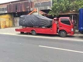 Di jual truk towing bisa langsung cek barang
