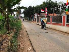 Lahan Luas 137-an m2 Area Dramaga Bayar Tempo 12X