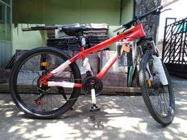 Sepeda RUGEN masih baru, mulus