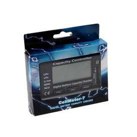 battery meter cell checker and battery voltage analyzer
