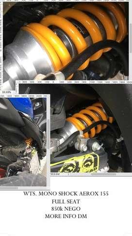 Mono shock aerox 155