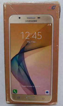 Samsung Galaxy On Nxt (MRP:-17900) (With box,bill)
