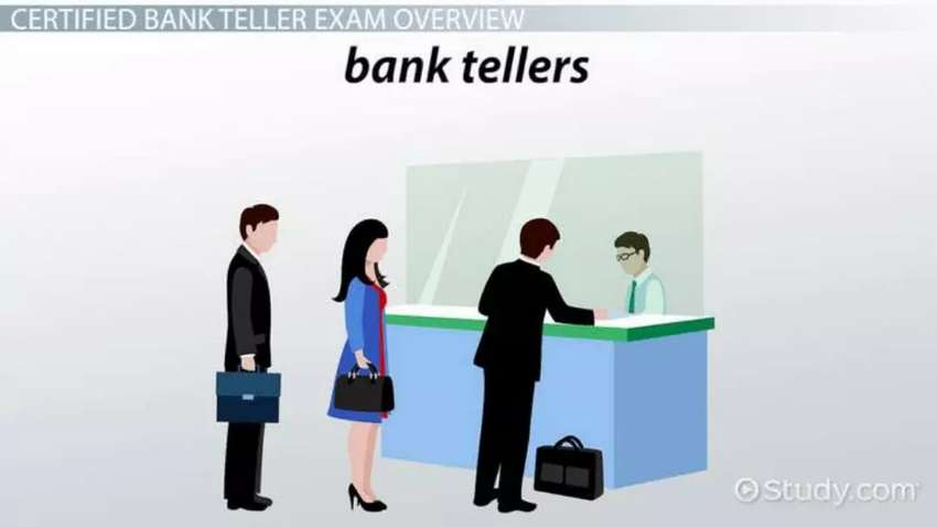 Urgent Female Staff Required For Bank Teller